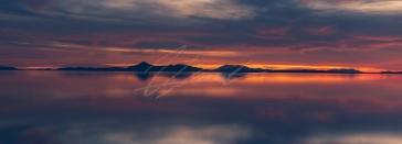 Salt Lake Sunset 2