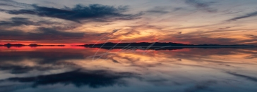 Salt Lake Sunset 4