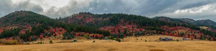 Bird Canyon in the Fall